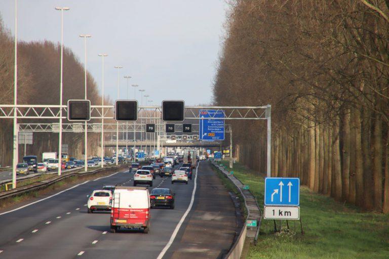 Rijkswaterstaat maakt plan geluidsanering rond de A20