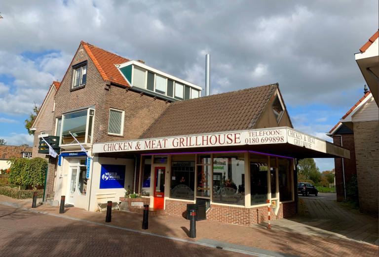 Grillhouse Zevenhuizen moet wijken voor nieuw tandheelkundig centrum