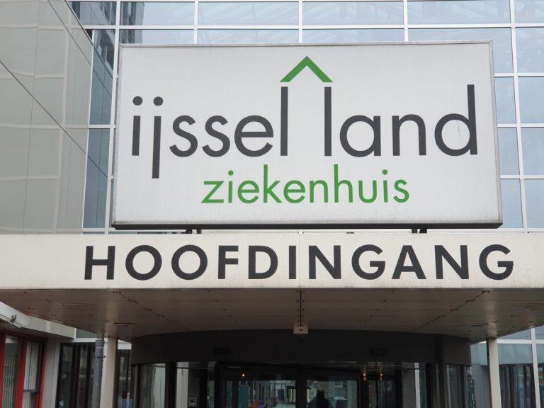 Groene Hart ziekenhuis ontslaat 40 mensen- IJsselland zelfs een 101 jarige – Opnamestop hospice IJsselthuis