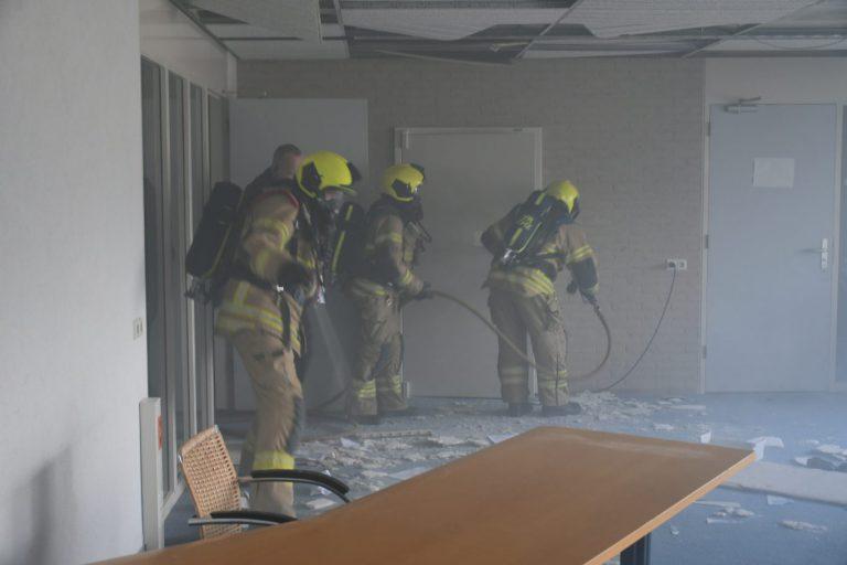 Post Dirksland wint brandweerwedstrijd in Nieuwerkerk aan den IJssel