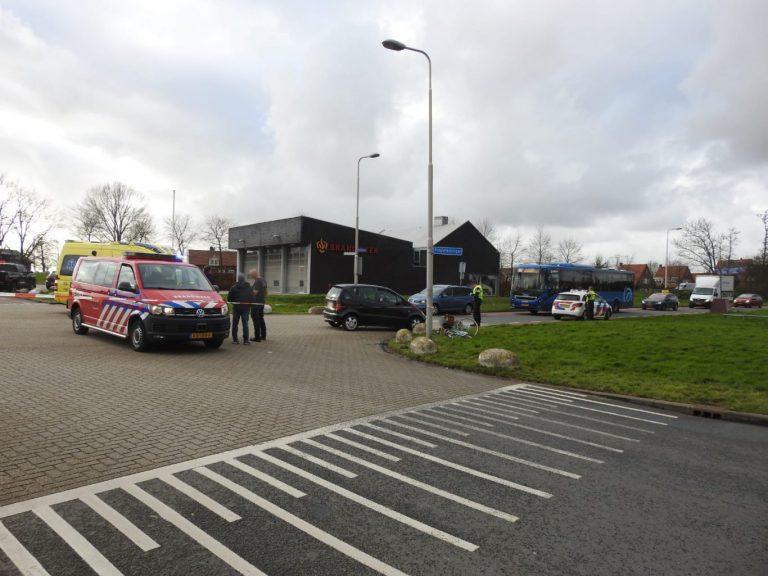 Kind gewond aanrijding Burgemeester Klinkhamerweg in Zevenhuizen