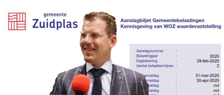Opinie : Leendert Karreman (VVD) – bezwaar tegen WOZ-waarde