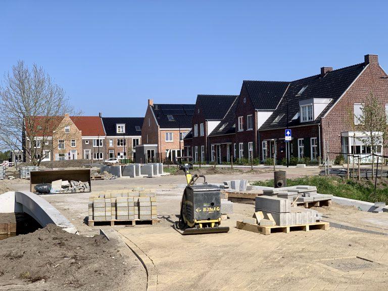 Brug Weidezoom-De Brinkhorst bijna klaar