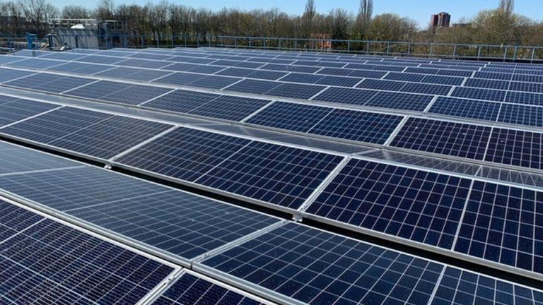 Bijzonder tevredenheidsonderzoek over zonnepark in Zevenhuizen