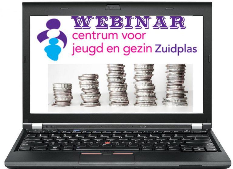 Webinar 'Tieners & Geld!' op 20 mei