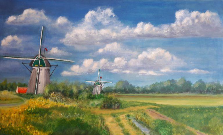 """Project """"Buiten schilderen – En plein air"""""""