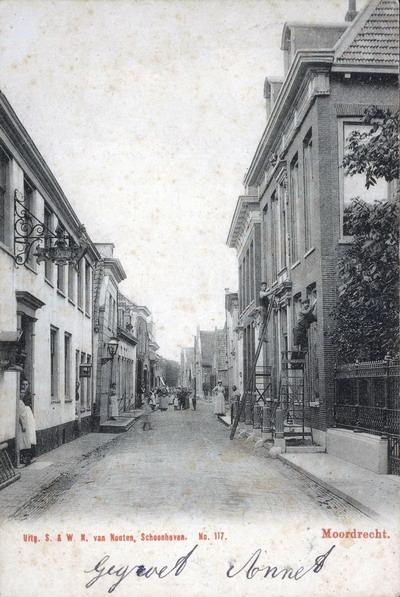 Posthuis Moordrechr