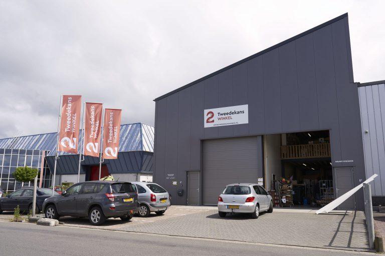 Volledige opening Tweedekanswinkel Moerkapelle