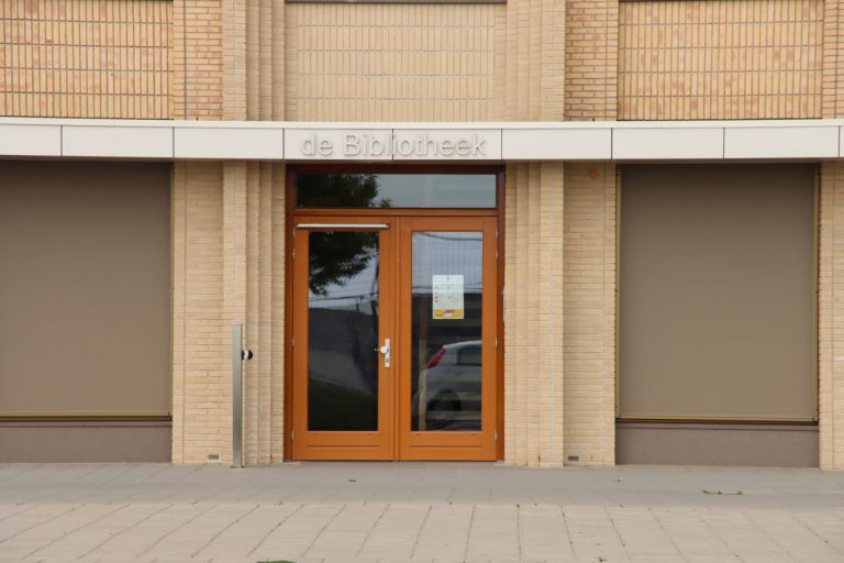 Bibliotheek Moerkapelle maakt plaats voor scholen door snellere leerlingengroei dan prognose
