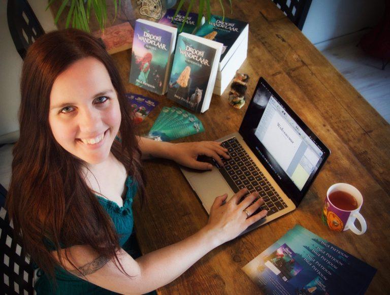 Nieuwerkerkse schrijfster brengt nieuw jeugdboek over Noorse mythologie uit