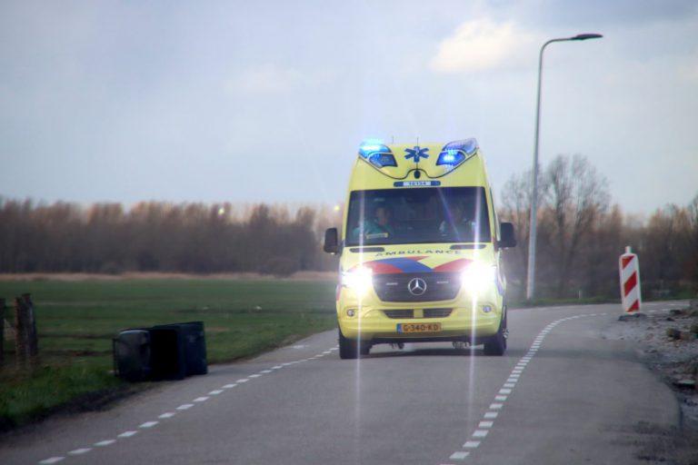Bijna 1 op 6 ambulances te laat in Zuidplas bij spoedrit