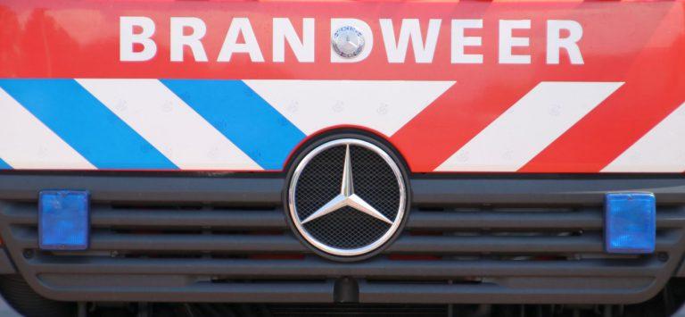 Stankoverlast Zevenhuizen en Waddinxveen door brand Bergschenhoek