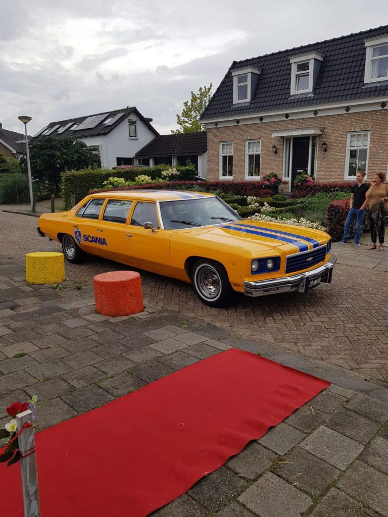 Groots afscheid voor groep 8 Rehobothschool Nieuwerkerk