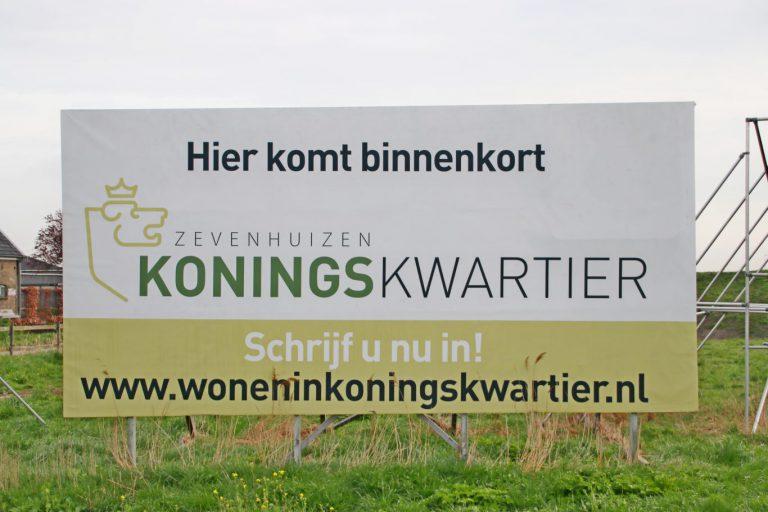 Verbazing bij VVD over goedkoop aangeboden woningen Koningskwartier (+video)