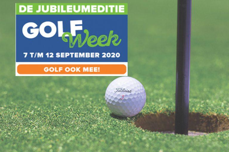 Golfen én het goede doel steunen: Golfweek bij Hitland!