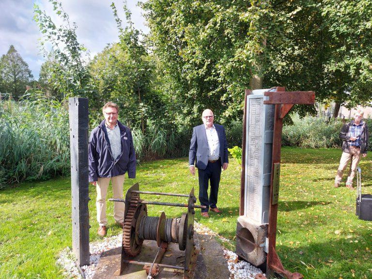 Beeldentuin Drost IJserman in Moordrecht officieel geopend (+video)