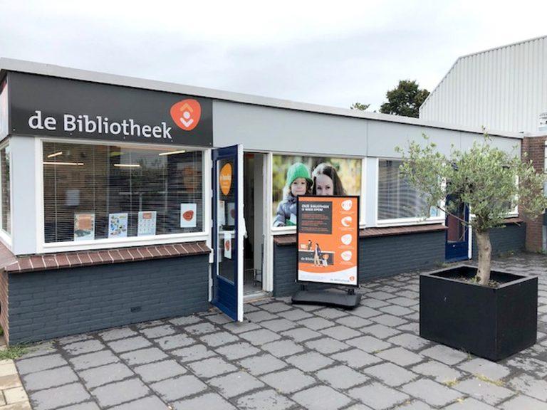 Bibliotheek Moordrecht en Zevenhuizen volledig open