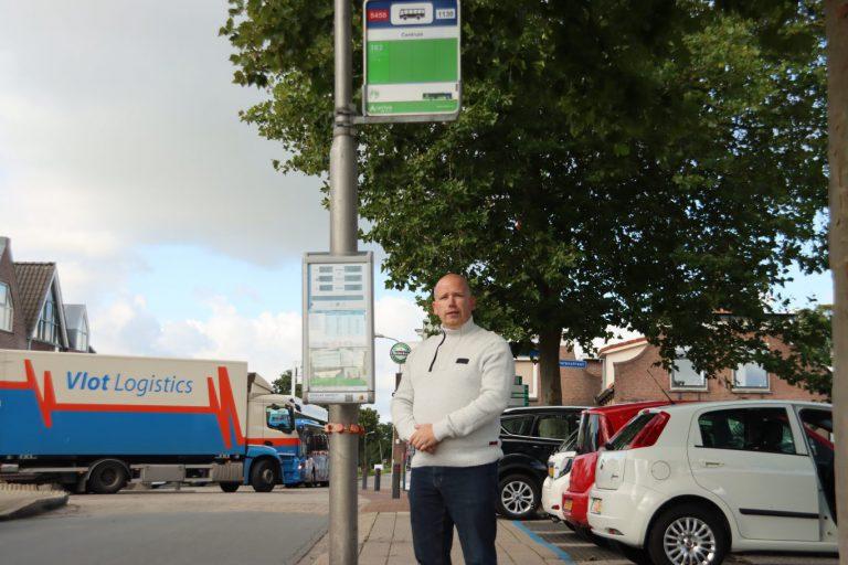 Platform Gehandicapten & Chronisch zieken wil betere aangepaste bushaltes (+video)