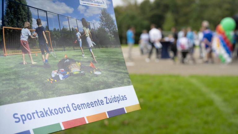 Terugblik 2020: Carlo Trumpi van Sportstichting Zuidplas bleef creatief met team tijdens pandemie