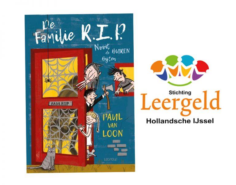 Stichting Leergeld en Paul van Loon presenteren een unieke groep 8 musical