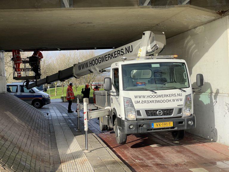 Herstelwerkzaamheden station Nieuwerkerk