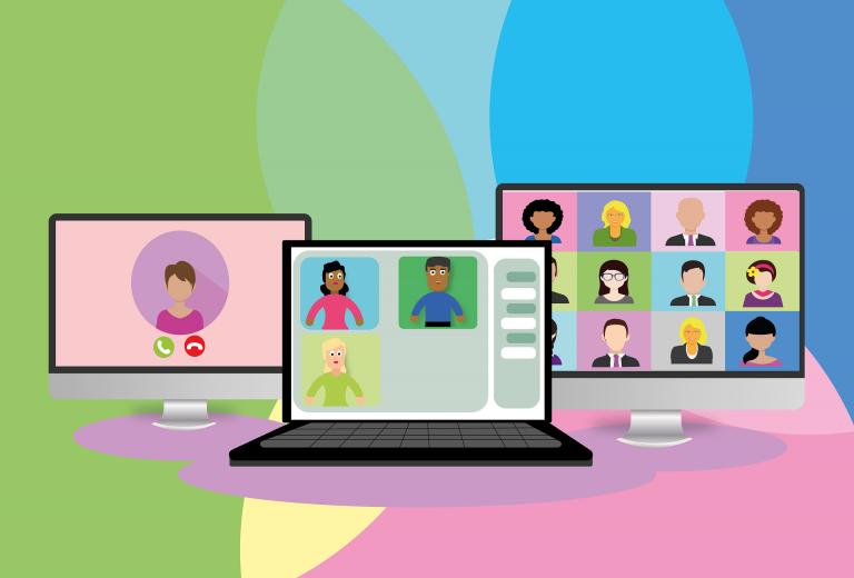 Bibliotheek zoekt online praatmaatjes