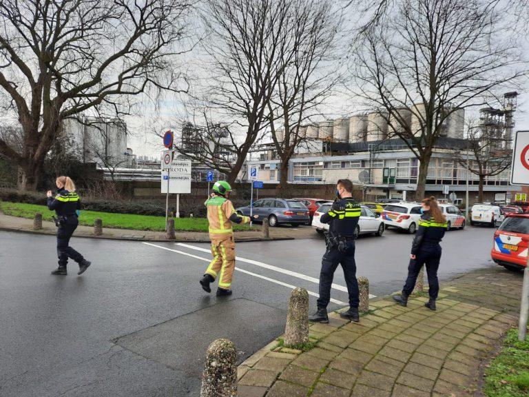 Zeer grote brand Croda Gouda – assistentie door brandweer Moordrecht