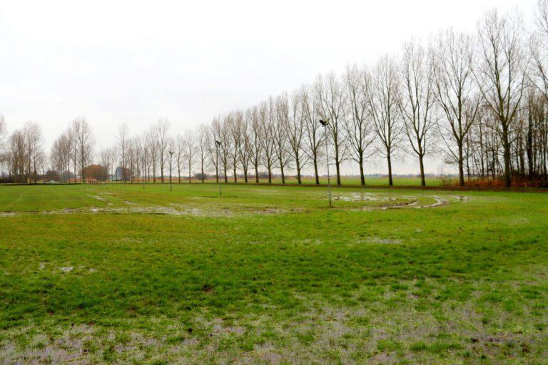 Schaatsbanen Hitland en Zevenhuizen blijven zonder water