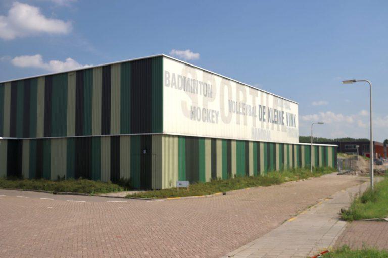 Sporthal Kleine Vink wordt gemeentelijke vaccinatie locatie