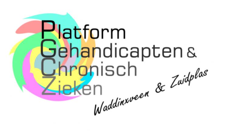 Naam en website Platform Gehandicapten en Chronische Zieken aangepast