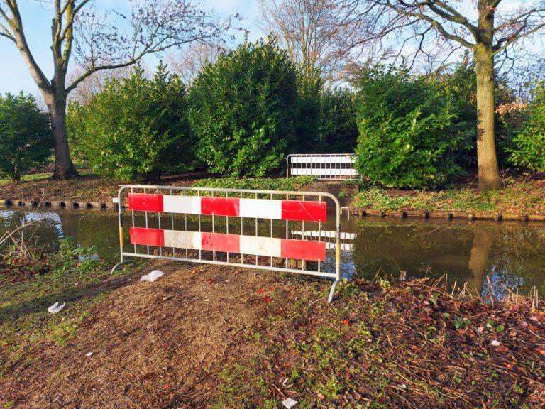 Nieuwe bruggen Groene Hartpark komen in april