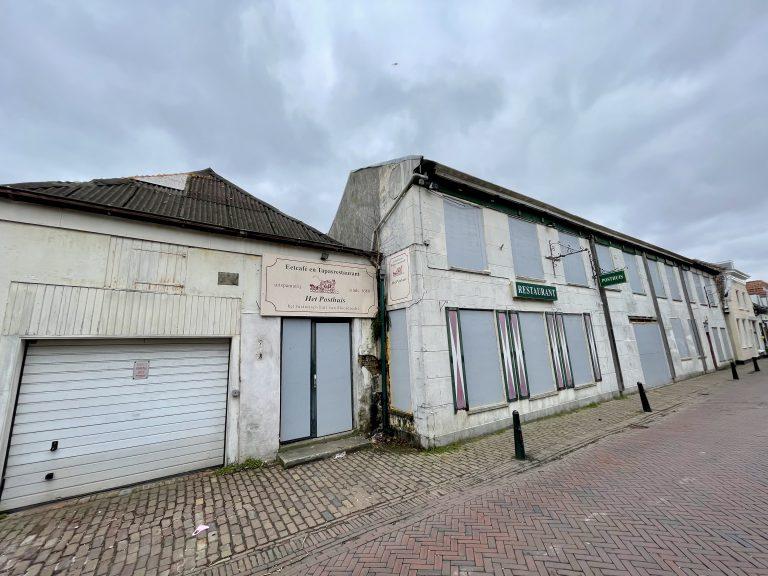Ontwikkelaar heeft haast met sloop Posthuis terwijl gemeente liever eerst plan ziet