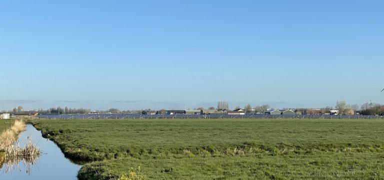Zonnepark Zuidplas