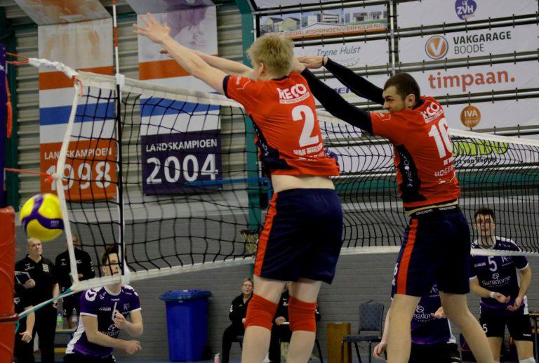 RECO-ZVH wint met gedegen spel met 3-0 van VoCASA