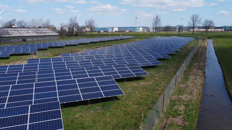Opinie : ChristenUnie/SGP wil geen zonneweides in Moerkapelle