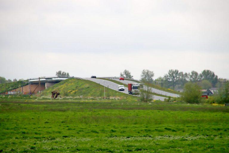 Nachtafsluitingen Moordrechtboog en N451 Waddinxveen
