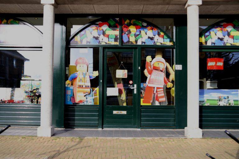 Legowinkel Brick King 3 juli voor het laatst geopend
