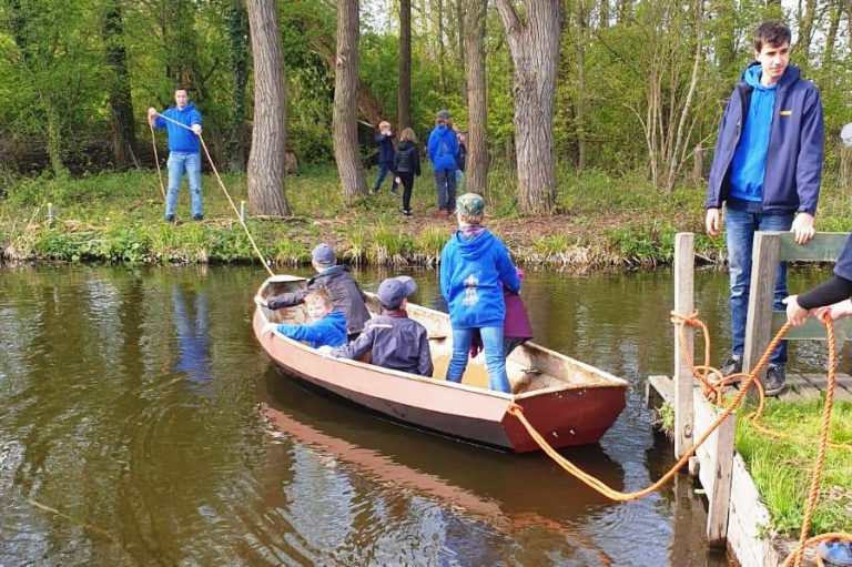 Open dag bij Waterscouting de IJssel op 5 juni