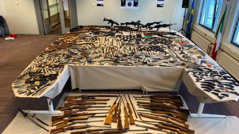 Wapeninleveractie #DropIt levert 669 wapens op