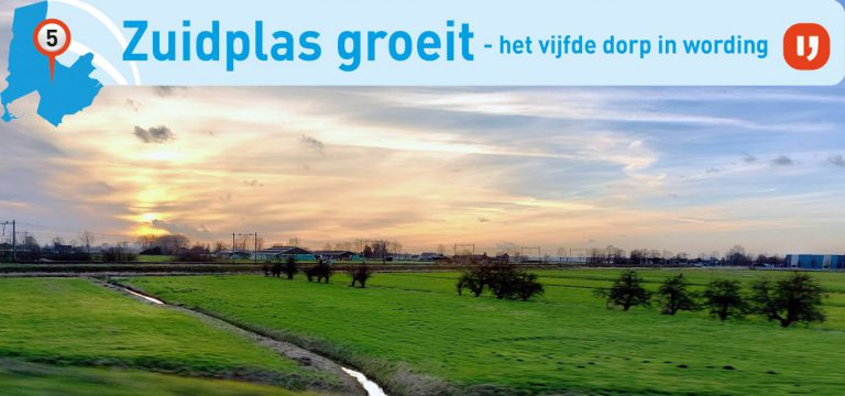Zuidplas Groeit : Veilig wonen en parkeren in groeiende dorpen (+video)