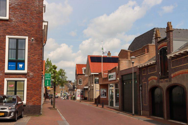 VVD maakt zich zorgen om oude panden Dorpsstraat Zevenhuizen