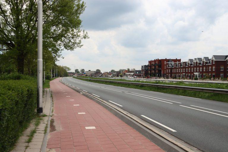 N207 tussen Gouda en Waddinxveen weer open