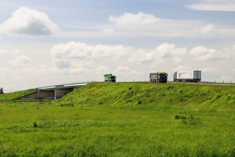Provincie, Waddinxveen en Zuidplas onderzoeken mogelijk vervuilde grond Moordrechtboog
