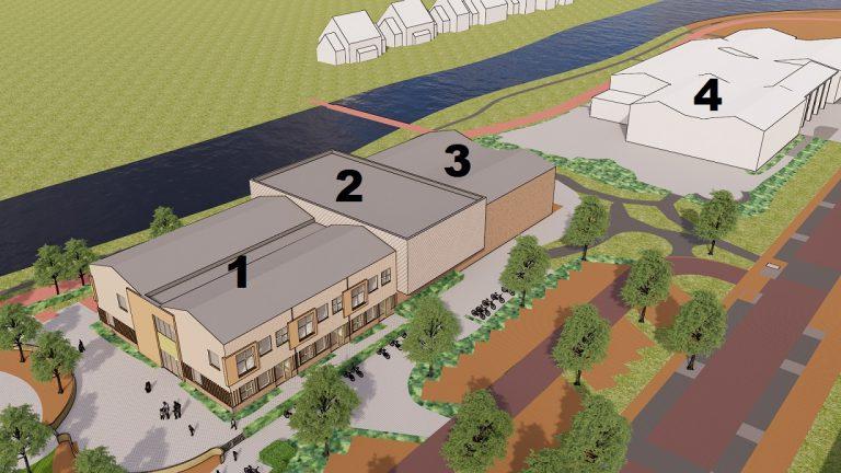 Plan voor oplossen ruimteprobleem scholen en kinderopvang Park Triangel