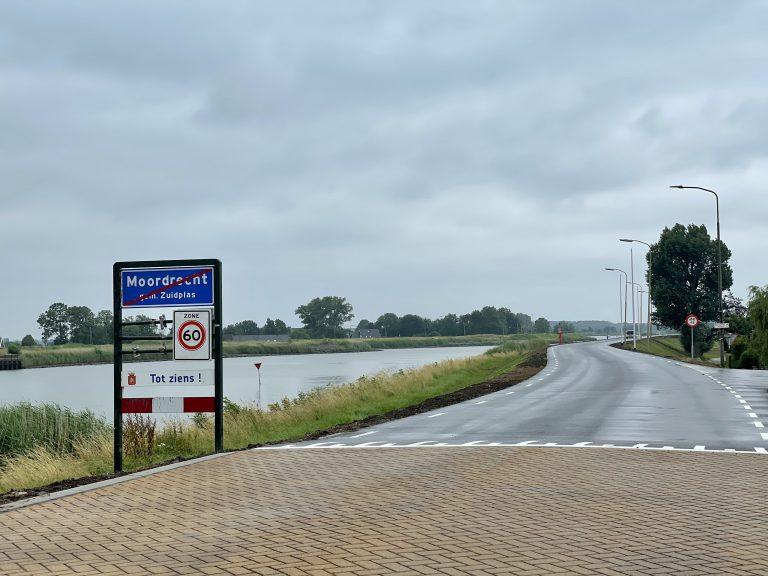 Schielandse Hoge Zeedijk West weer opengesteld