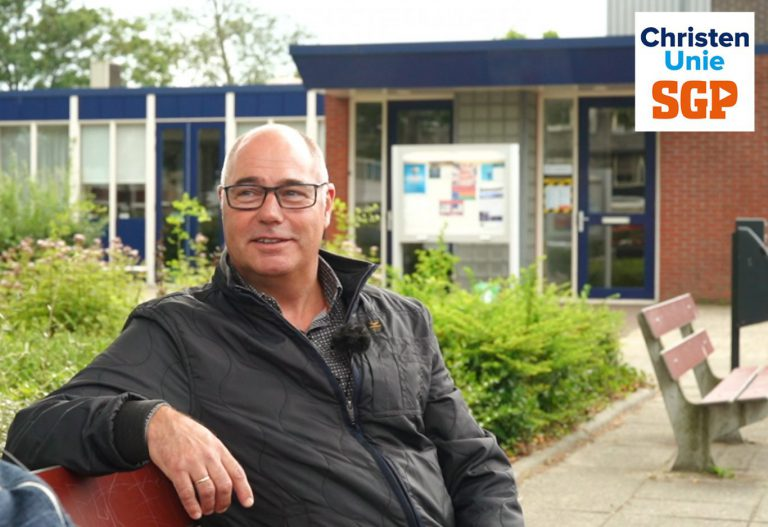 Fractievoorzitters na het reces : Cock van der Spek (ChristenUnie/SGP) blijft hameren op participatie van inwoners