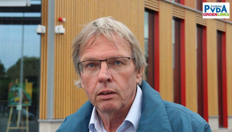 Fractievoorzitters na het reces : Martin Damen heeft een allergie voor vergaderingen achter gesloten deuren
