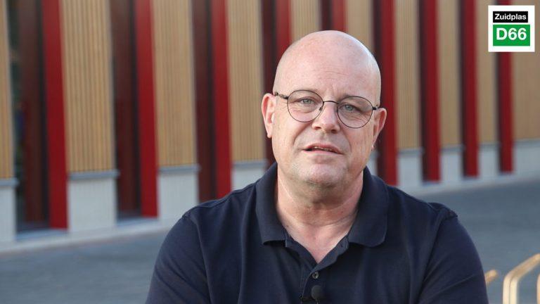 Fractievoorzitters na het reces : Frans Klovert (D66) : Dit college heeft de reserve leeggehaald