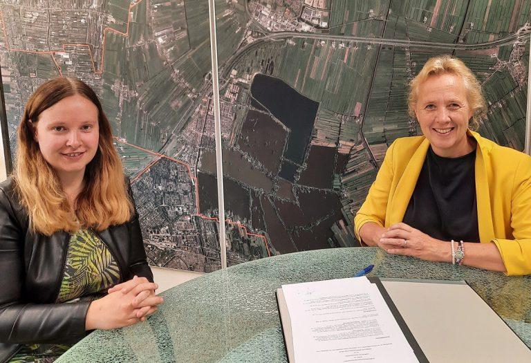 Waddinxveen en Bodegraven-Reeuwijk samen aan de slag