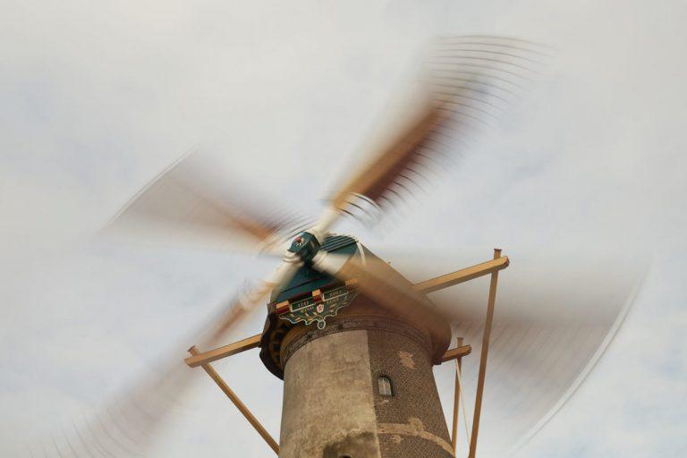 Voorzitter De Hollandsche Molen bezoekt molen Windlust in Zuidplas